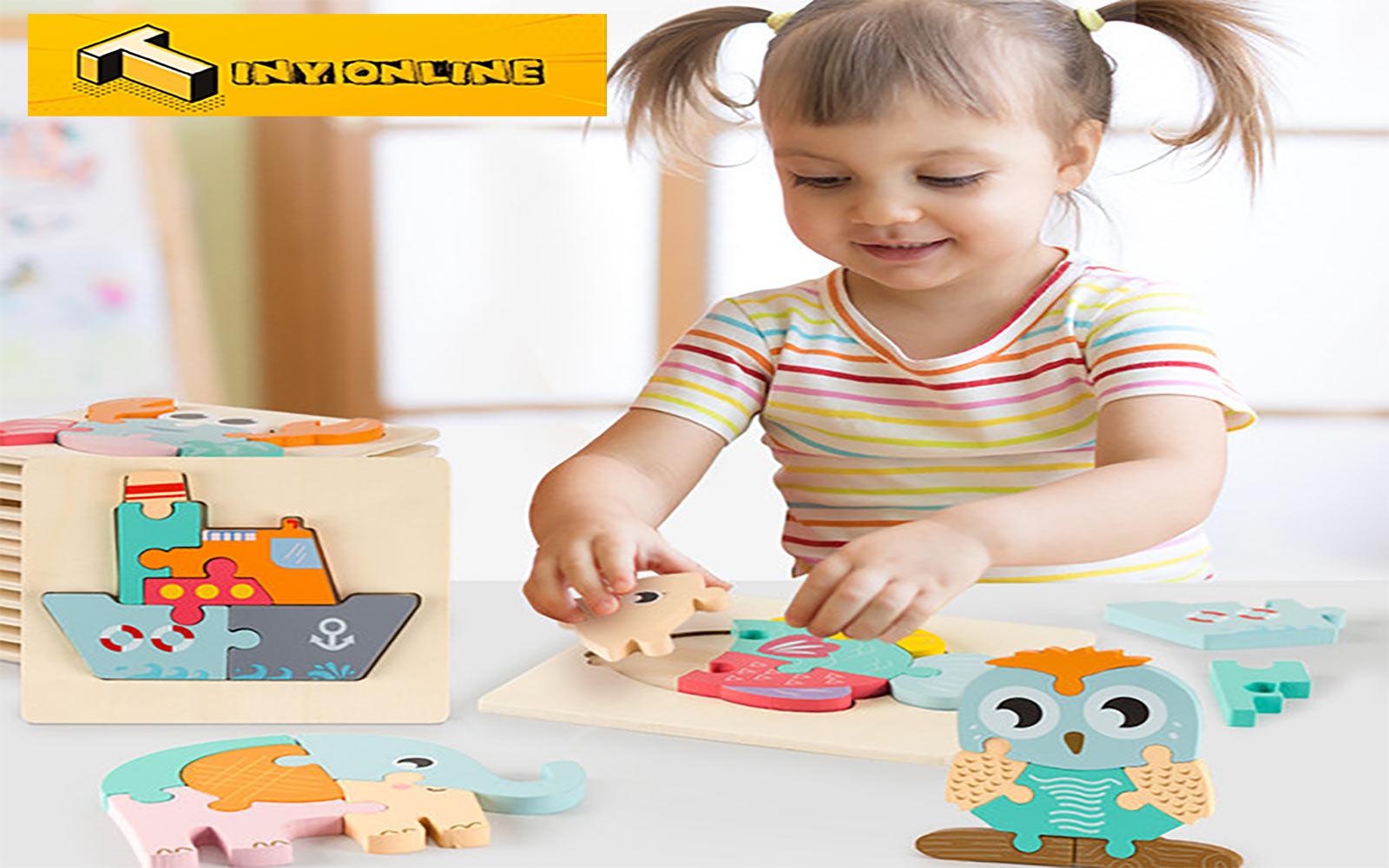 اسباب بازی های مناسب برای تقویت هوش کودک